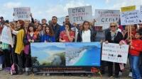 CHP'li Erbay: İztuzu Plajı'nın yapılaşmaya açılmasına izin vermeyeceğiz