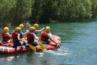 Muğla'nın ilk ve tek rafting takımı, Türkiye Şampiyonası'na hazırlanıyor
