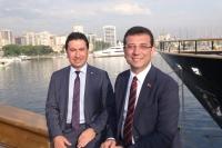 İSTANBUL'DA STS BODRUM'A MUHTEŞEM KARŞILAMA