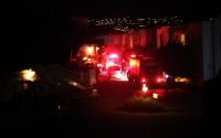 BİTEZ'DE ev yangını